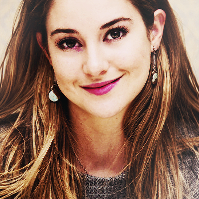 Shailene Woodley wallpaper containing a portrait titled ♡ Happy 22nd Birthday Shai!