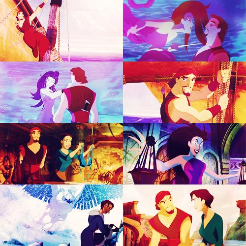 Sinbad: Legend of the Seven Seas wallpaper containing Anime called Sinbad The Legend of the Seven Seas