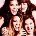 Sisterhood of the Traveling Pants cast for EW's Reunion - sisterhood-of-the-traveling-pants photo