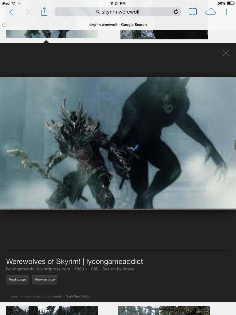 Elder Scrolls V Skyrim Images Skyrim Werewolf Hd Wallpaper And