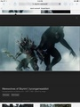 Skyrim werewolf