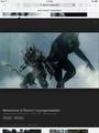 Skyrim werewolf - elder-scrolls-v-skyrim photo