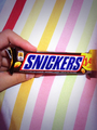 Snickers - chocolate photo
