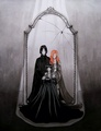 Snily - severus-snape-and-lily-evans fan art