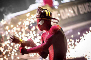 New foto from The Amazing Spider-Man 2