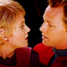 Tom Paris and Kes - star-trek-couples icon