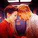 Odo and Kira - star-trek-deep-space-nine icon