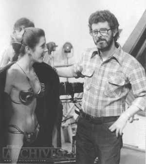 Rare Slave Leia Image