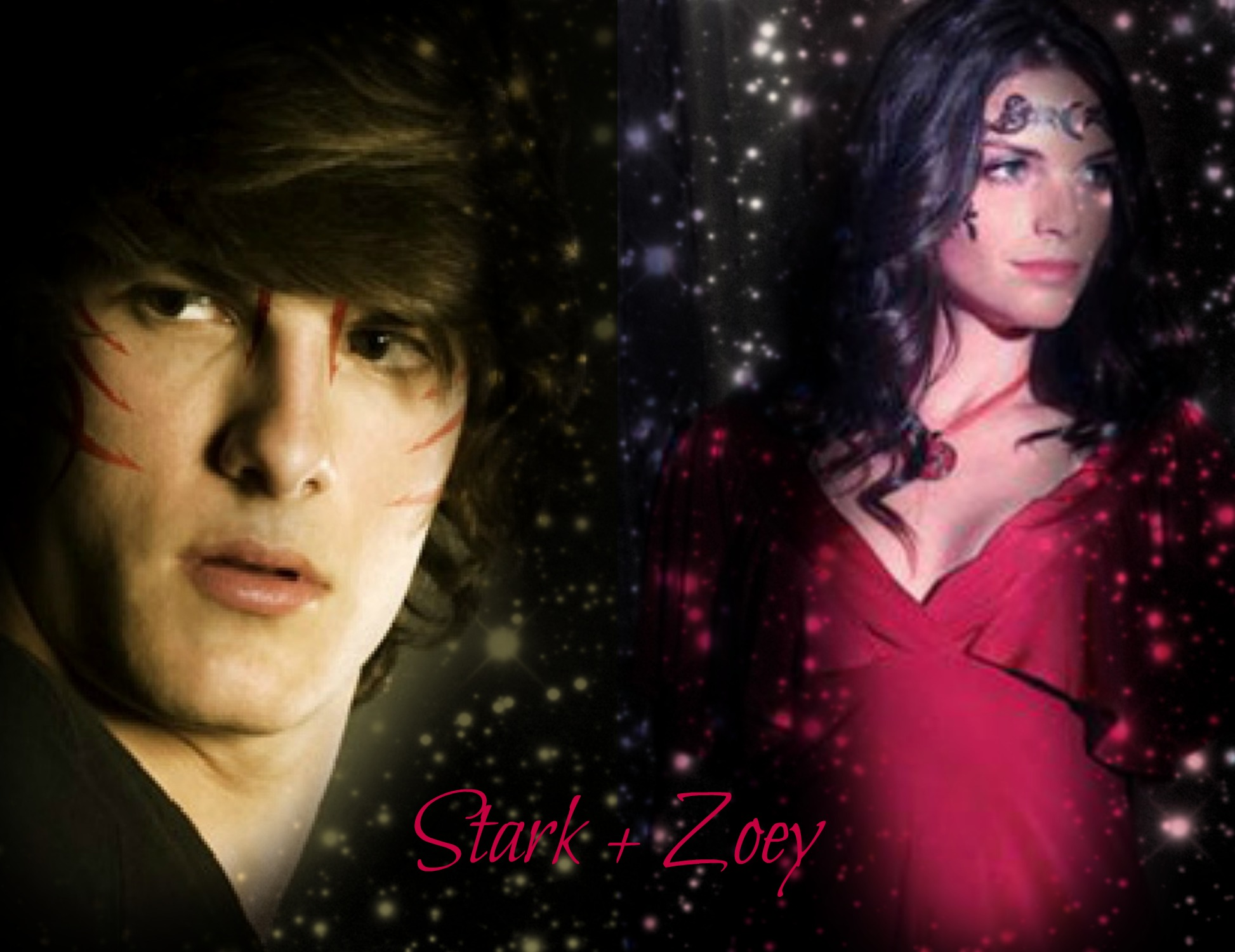 Stark zoey house of night series fan art 36049146 for Housse of night