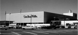 Stix, Baer & Fuller at River Roads Mall - (1961)