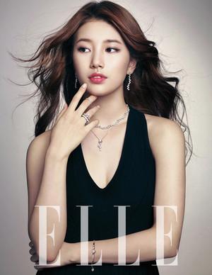Suzy Elle Magazine November Issue '13