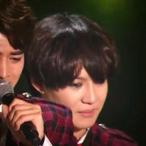 Taemin cries, SHINee Won Daesang