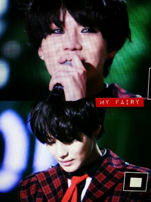Taemin cry, SHINee won Daesang 2013