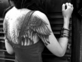 Tattoo wings - tattoos photo