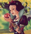 Snow White Tattooed