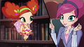 Tecna and Cora - the-winx-club photo