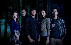 Teen 늑대 Cast