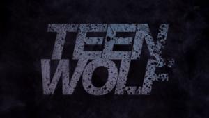 Teen নেকড়ে Logo