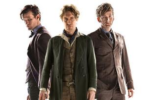 The 3 Doctors