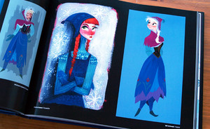 The Art of Frozen - Uma Aventura Congelante