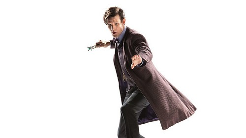Doctor Who wallpaper possibly containing a well dressed person and an outerwear called The Day of the Doctor