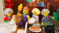 The Golden Girls Lego Figures