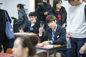 The Heirs - BTS фото