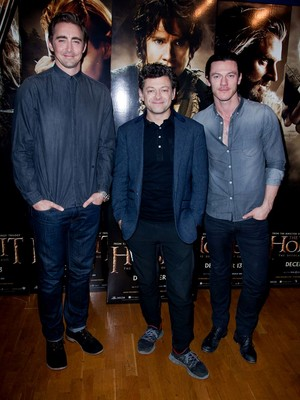 The Hobbit: The Desolation of Smaug - Worldwide người hâm mộ Event