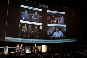 The Hobbit: The Desolation of Smaug - Worldwide fan Event