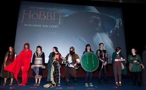 The Hobbit: The Desolation of Smaug - Worldwide người hâm mộ Event