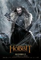 The Hobbit: The Desolation of Smaug International Poster - Thorin Oakenshield - the-hobbit photo