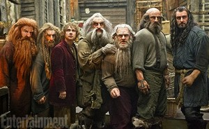 Six Dwarves and a Hobbit