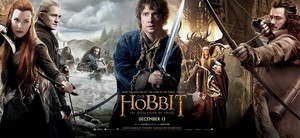 The Hobbit: The Desolation of Smaug - NEW Still