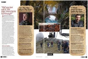 SFX Magazine – Desolation of Smaug Interviews