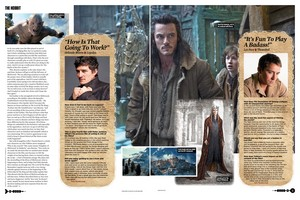 SFX Magazine – Desolation of Smaug Interviews