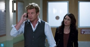 The Mentalist - Episode 6.07 - The Great Red Dragon - Promotional foto's