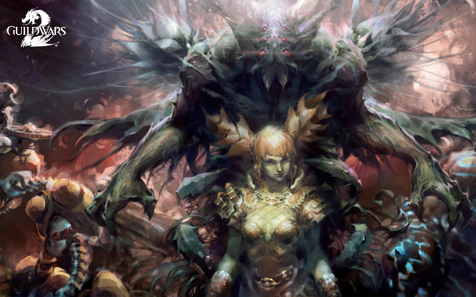 Guild Wars 2 Images The Nightmares Within HD Wallpaper And Background Photos