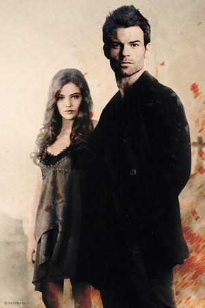 Davina and Elijah