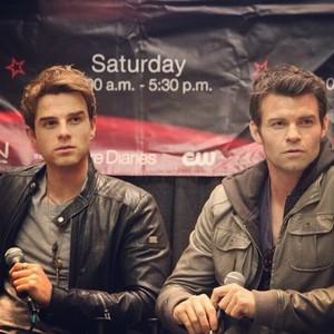 Nate and Daniel