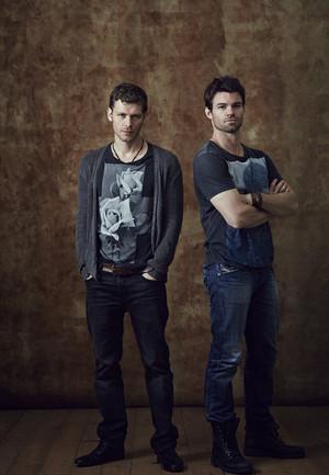 Joseph and Daniel