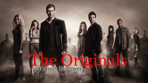 The Originals achtergrond called The Originals