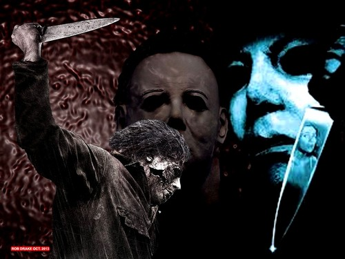 Michael Myers wallpaper entitled The Shape