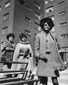 The Supremes - female-rock-musicians photo