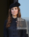 The UK Observes Remembrance Sunday - prince-william photo