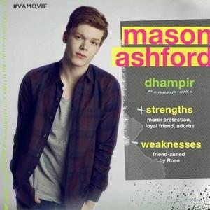 Mason's card