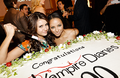 celebration for 100th episode of TVD - the-vampire-diaries photo