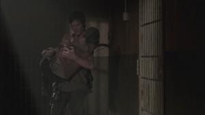 Carol Screencap, '3x06: Hounded'