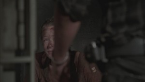 Carol Screencap, '3x07: When the Dead Come Knocking'