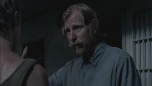 Carol Screencap, '3x08: Made to Suffer'