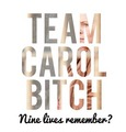 Team Carol Bitch! - the-walking-dead fan art